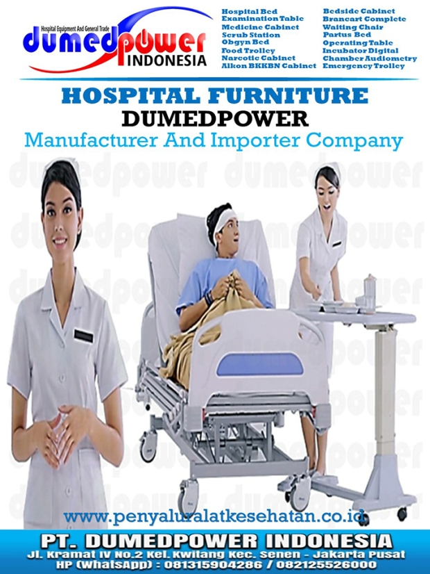 PT DUMEDPOWER INDONESIA - Hospital Furniture Manufacturer And Importer Company
